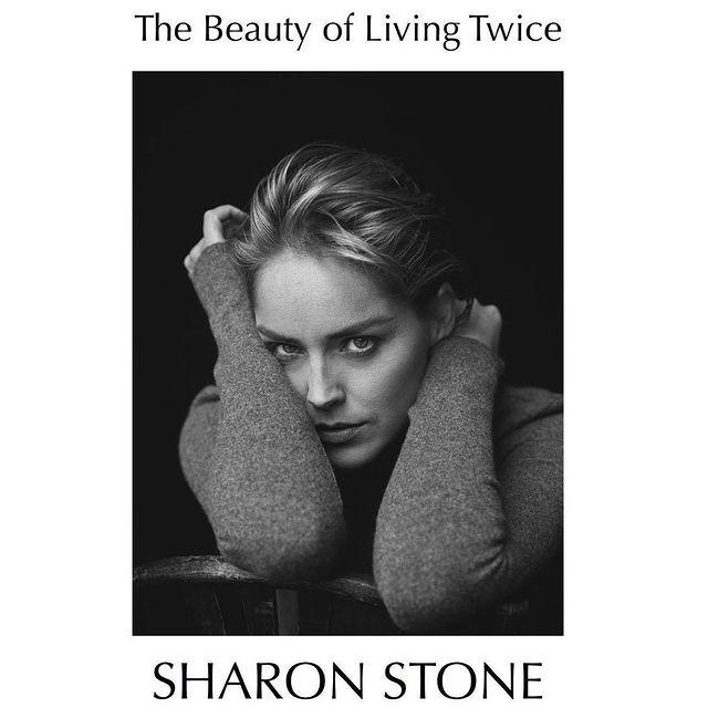 """Картинки по запросу """"The Beauty of Living Twice, Шэрон Стоун"""""""